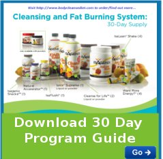 IsaGenix 30 Day program guide