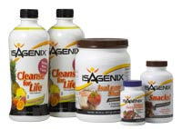 ISAGENIX 9 Day Cleanse Pak