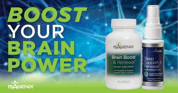 IsaGenix Brain Boost Neuron Study