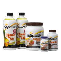 Isagenix 9 Day Cleanse Program
