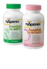 Essentials for Men and Women advanced multivitamin formula