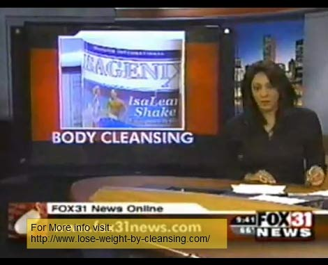 IsaGenix Body cleansing FOX Channel 31 News
