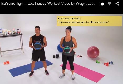 IsaGenix Workout Video