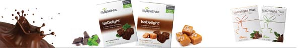 IsaDelight Plus New Flavors