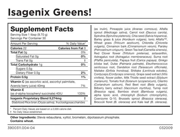Isagenix Diet Reviewcleanse And Lose Weight At A Price | Party ...
