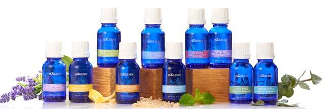 Isagenix Essence Essential Oil Products