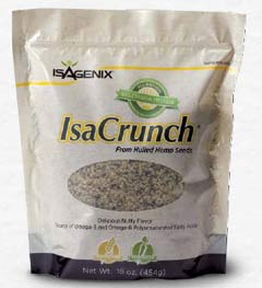 IsaCrunch Bag Nature's Perfect Powerfood