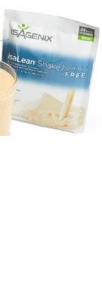 Isagenix IsaLean Dairy Free Shake