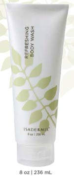 Refreshing Body Wash with Aloe Vera and Green Tea