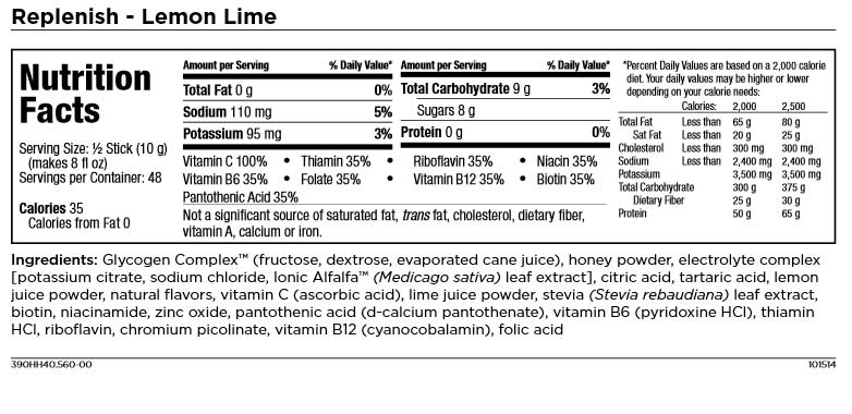 Buy Isagenix AMPED Replenish Hydrate