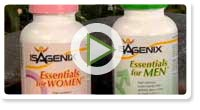 Essential Mens and Womens Product Video